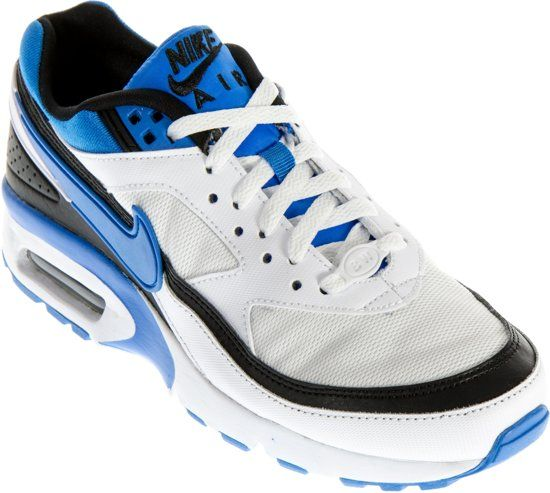 size 40 aa49e 91475 Nike Air Max BW (GS) Sneakers - Maat 38 - Meisjes - wit