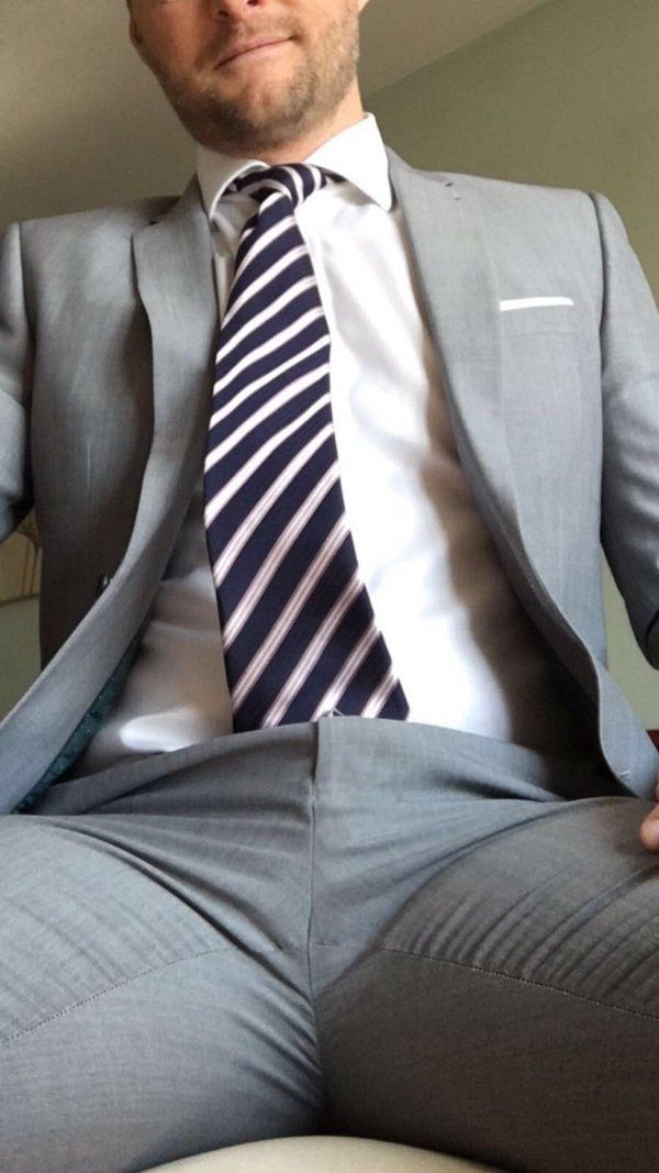 2 Twitter  Suit, Tie, Suits, Suit Jacket-4023