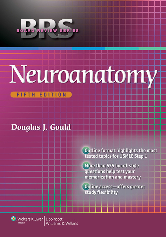 BRS Neuroanatomy 5th Edition PDF Free Download love it