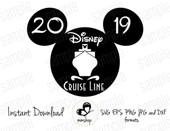 Disney Cruise Line - Instant Download - SVG FILES | Products