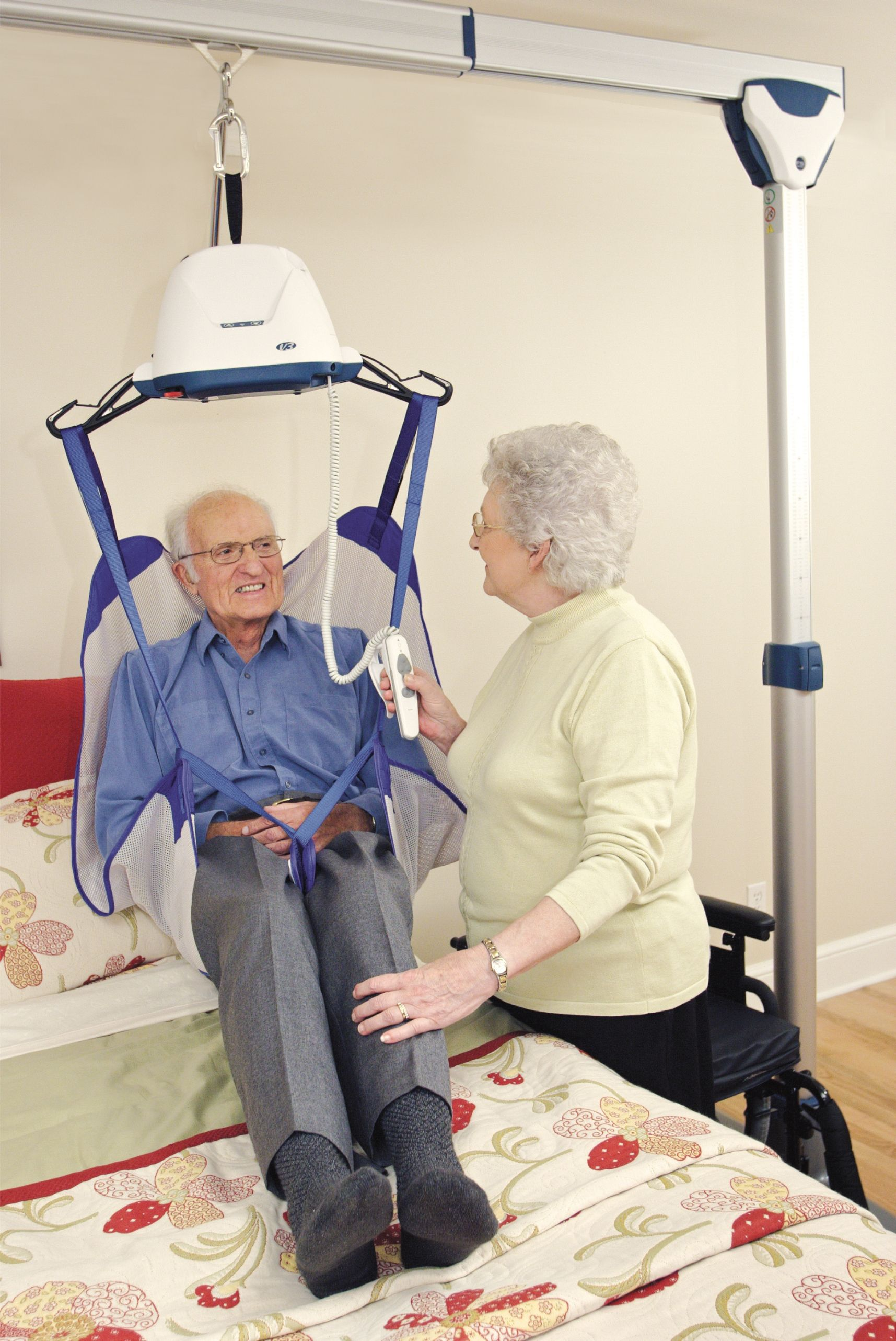 how to use imatis patients in and out
