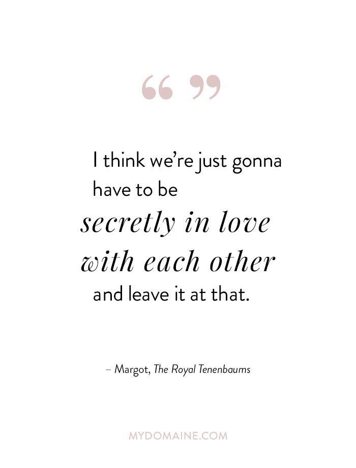 sad secret love quotes