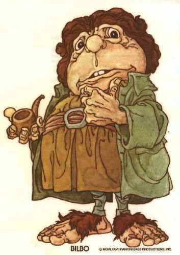 Image result for rankin bass hobbit
