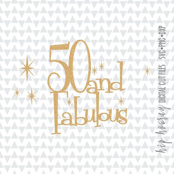 Silhouette Fifty Fab Woman: Pin On BIRTHDAY Svgs