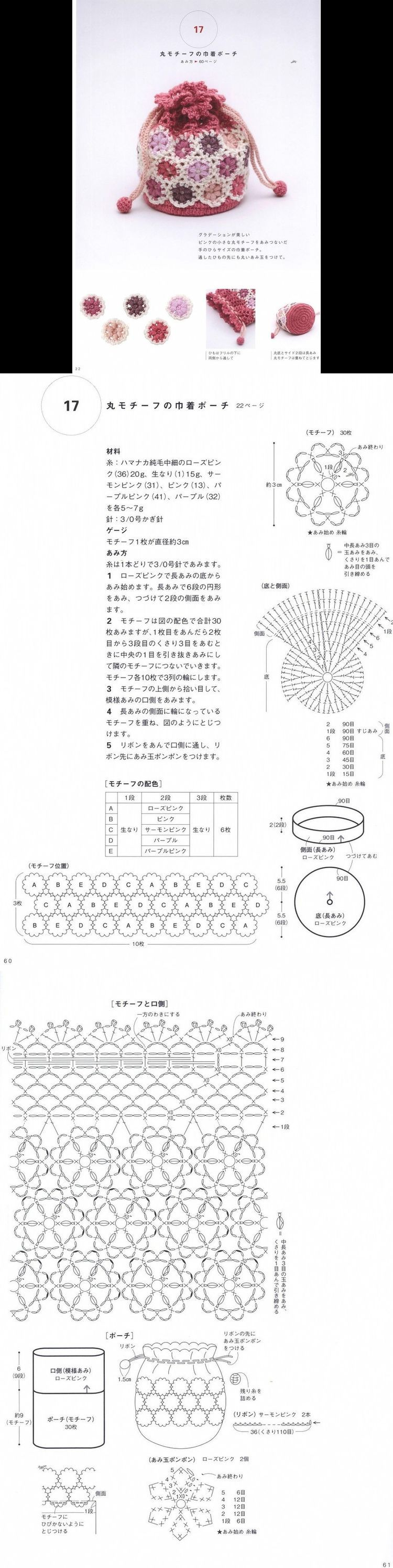 c581dfa0475fba49d2b173c123ab4994.jpg 750×2,989 ピクセル | 編み ...