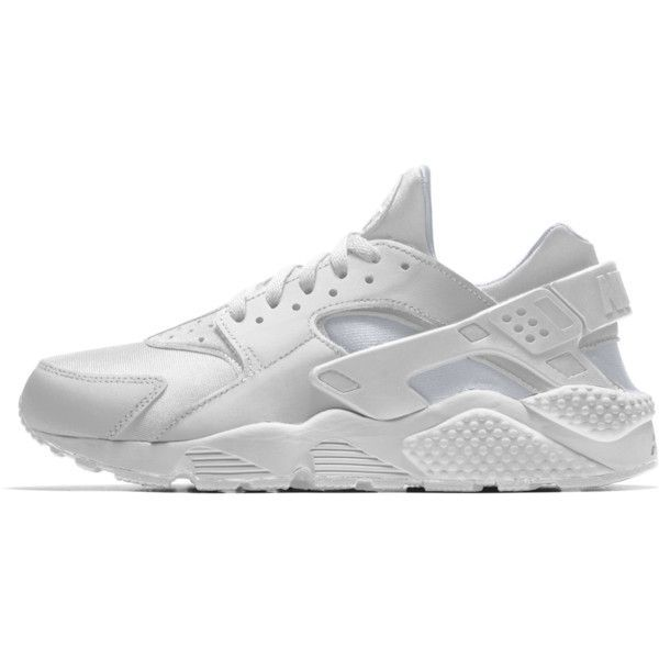 Nike Air Huarache Essential iD Shoe. Nike.com ($130) ❤ liked on