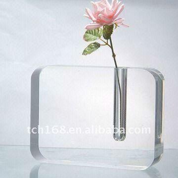 Acrylic Circular Tube Flower Vase Buy Acrylic Vaseacrylic Flower