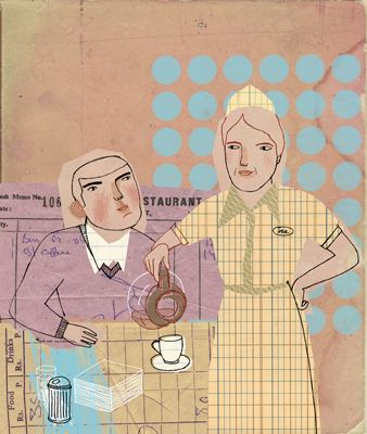 Camilla Engman illustration.