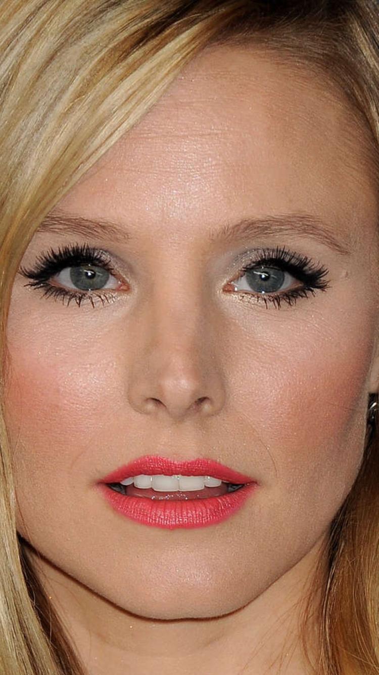 Picture of Kristen Bell | Kristen bell, Celebrity makeup