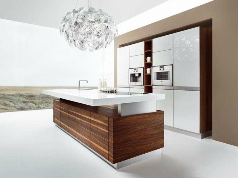 Top Per Cucine Moderne.Stile Essenziale Per Un Arredamento Cucine Moderne Dotate Di
