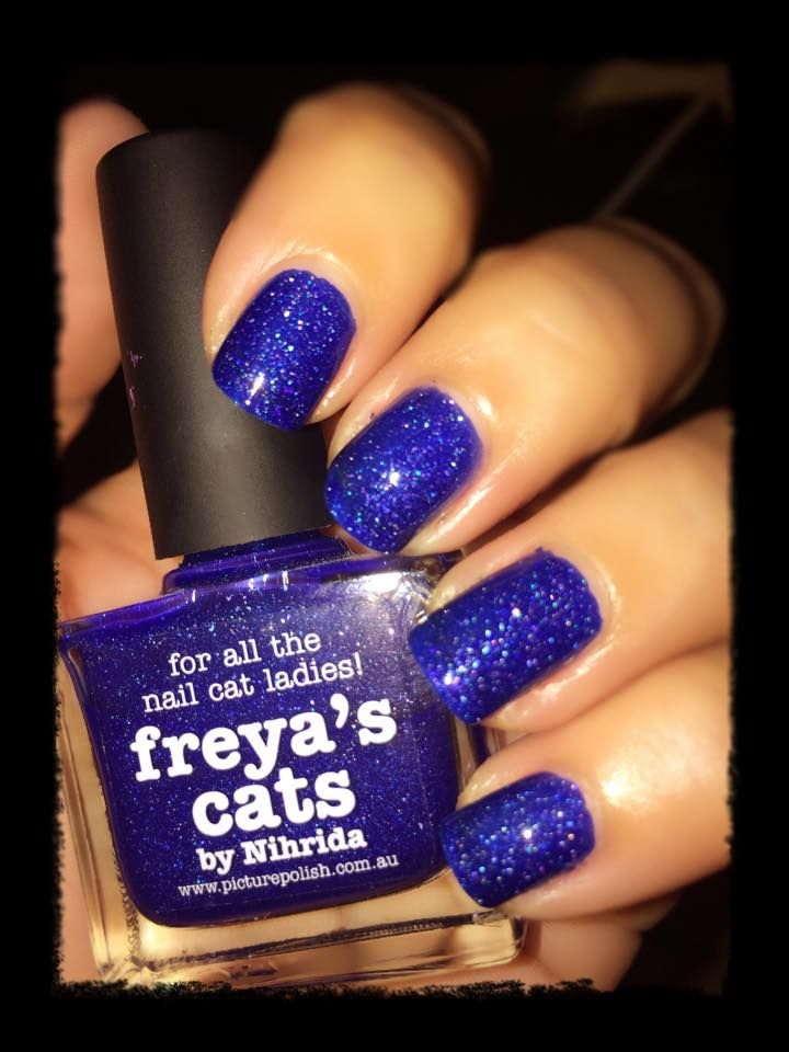 Freya's Cat - Picture Polish
