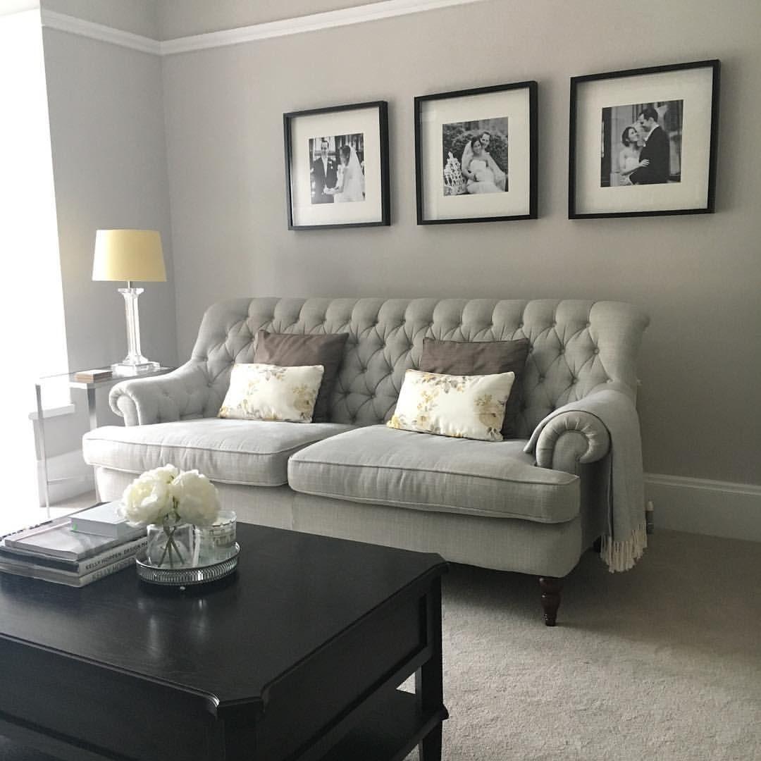 Laura Ashley Dove Grey Grey Paint Living Room Living Room