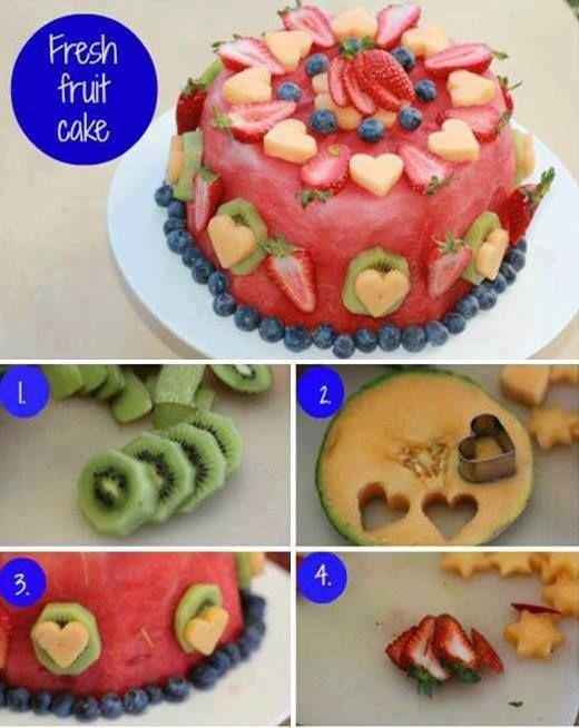 gateau fruit | miam !!! sucré ;-) | pinterest | gateau fruit