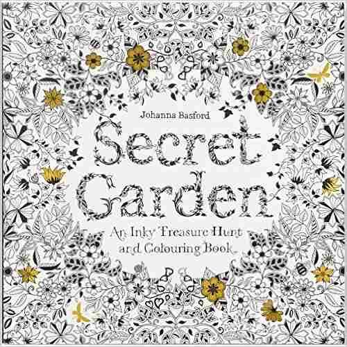 An Inky Treasure Hunt And Coloring Book Pdf Johanna BasfordSecret