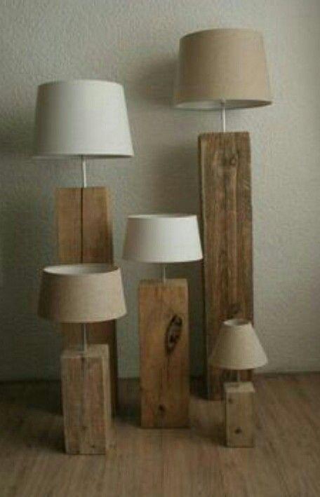 Pin von cL4Ud5cH LoW auf lampen | Stehlampe holz, Lampen