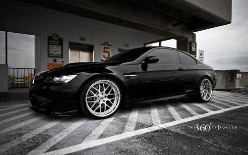 BMW 360 Forged