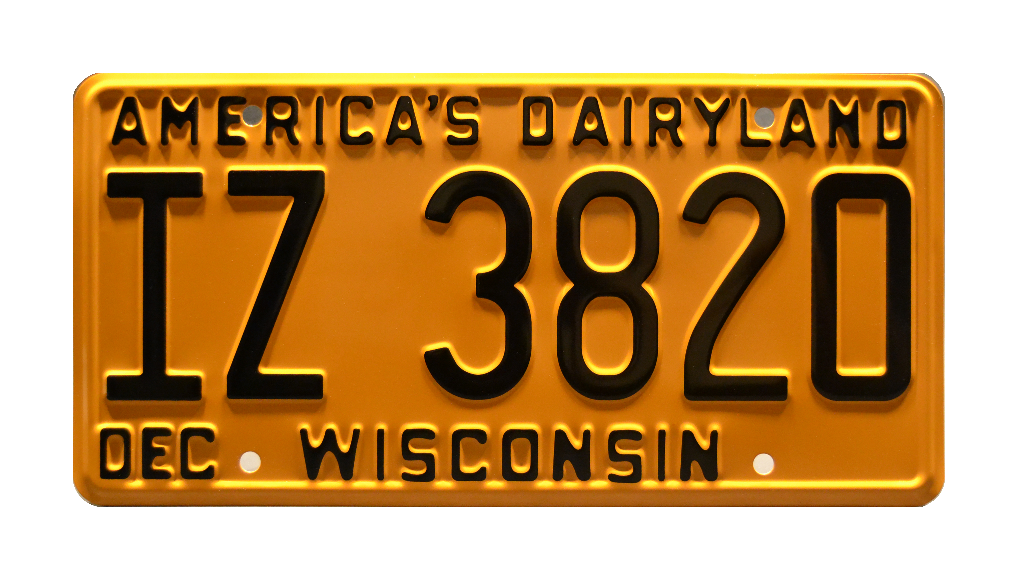 Metal Stamped Vanity Prop License Plate Garth/'s Mirthmobile /'76 Pacer F3B 259 Celebrity Machines Wayne/'s World