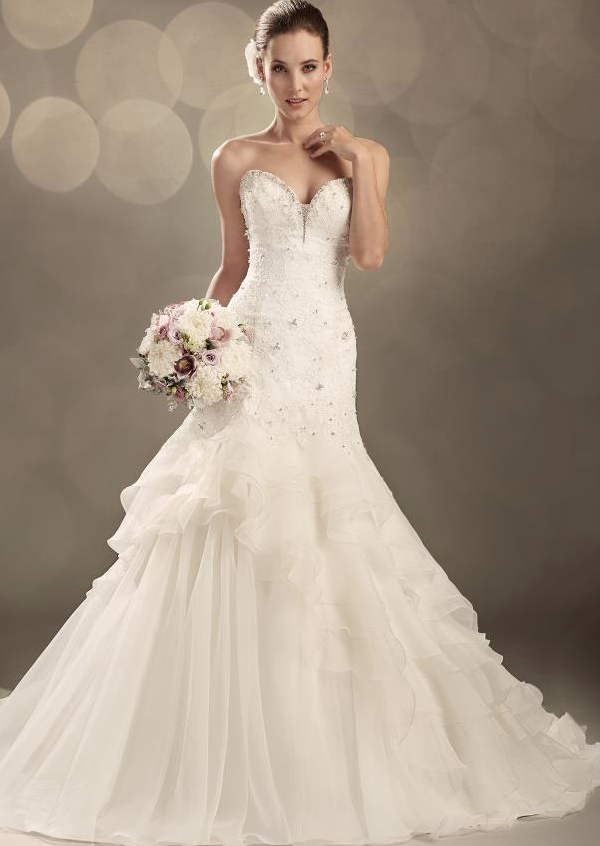 Soft Classic Collection: Sophia Tolli Wedding Dresses Spring 2013 ...