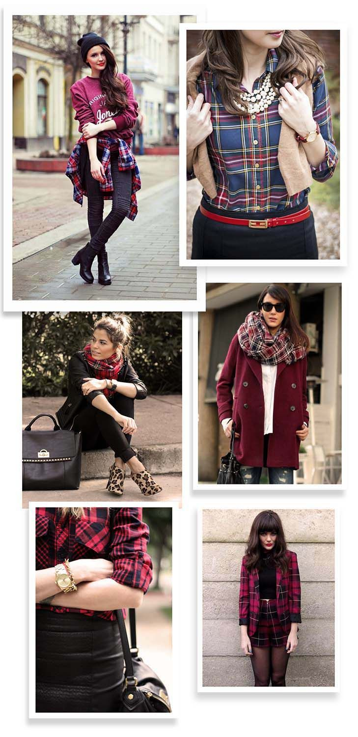 Inspiration Board | Plaid