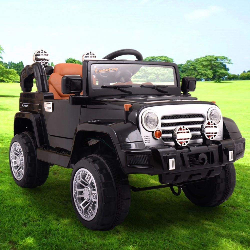 12V Jeep style Kids Ride on Truck Battery Powered Electric