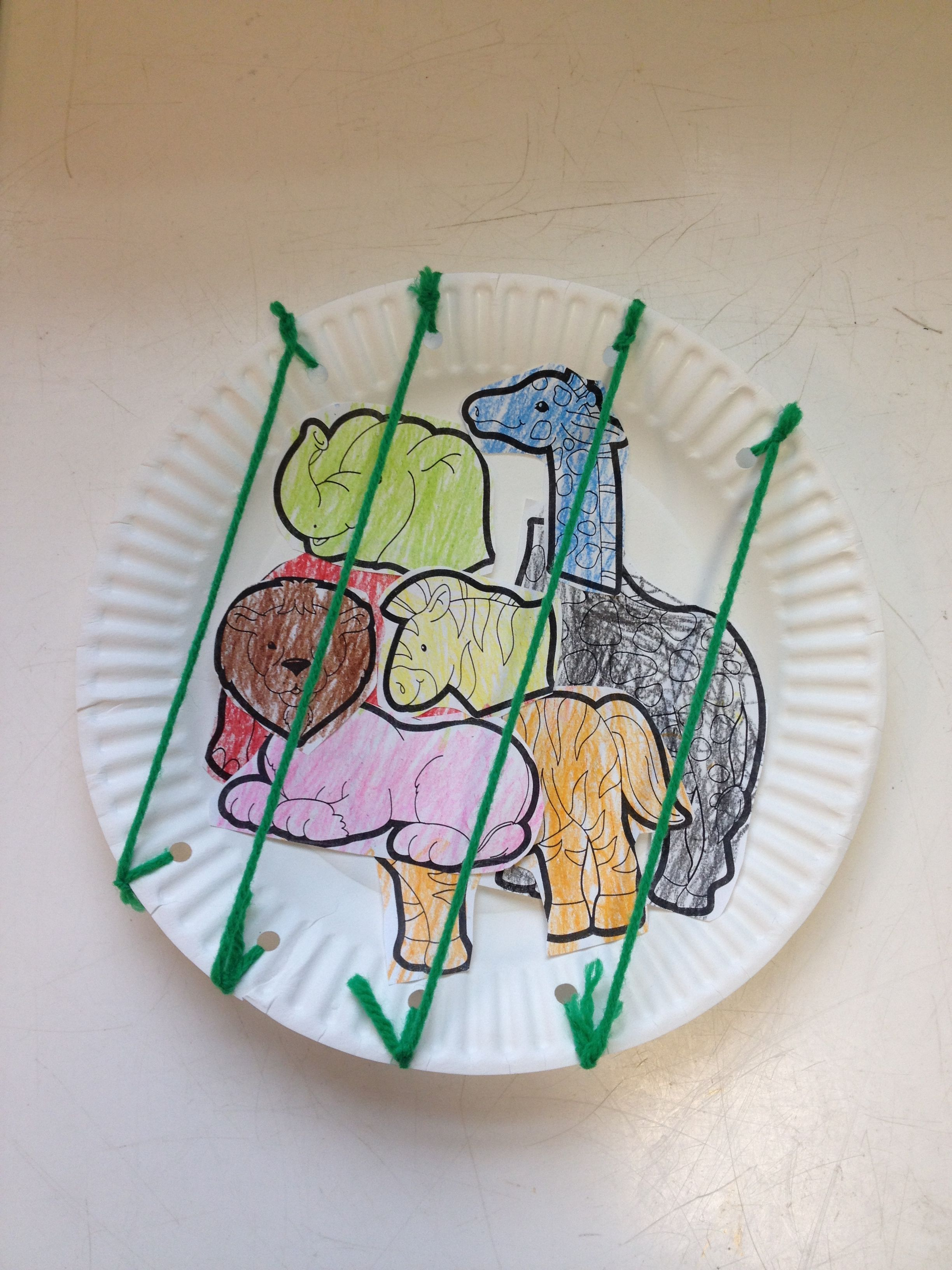 Z Is For Zoo Craft Letter Crafts Zoo Crafts Zoo Preschool Zoo