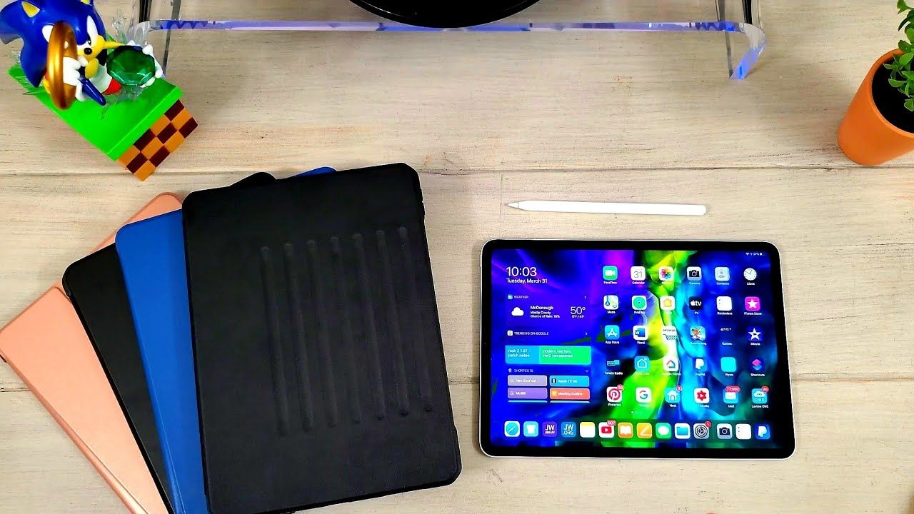 iPad Pro 2020 ESR Case Review/Giveaway...
