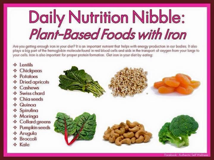 plant iron