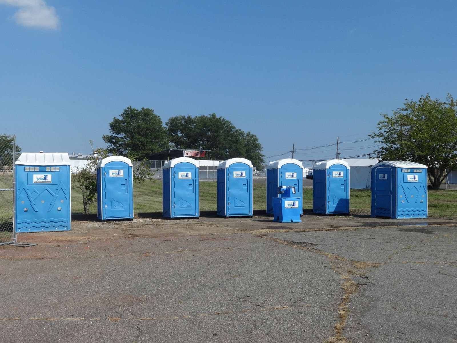 Potty pros has been a leading porta potty rental and porta