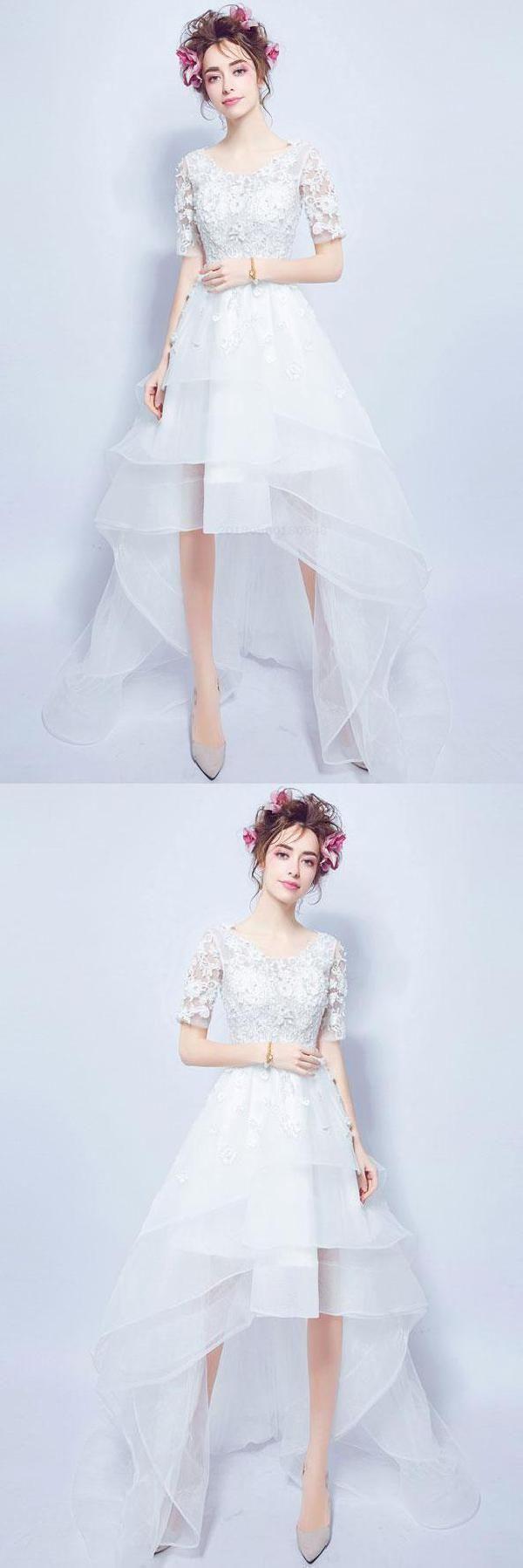 Lace white prom dresses white prom dresses lace prom dresses