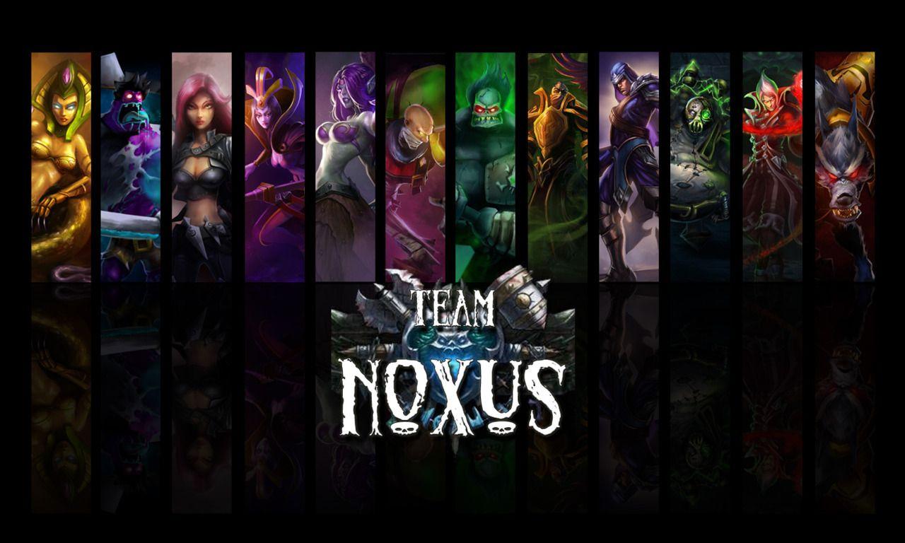 Noxian Champions Lol