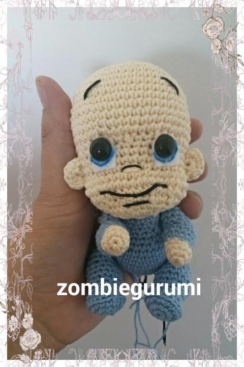BEBE AMIGURUMI | modèle de crochet | Pinterest | Amigurumi patrones ...