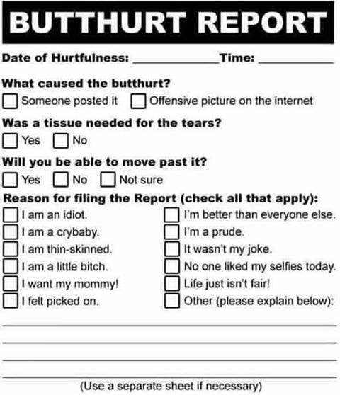 I know a lot of people who need this for on the daily, lol - what is an daily incident reports