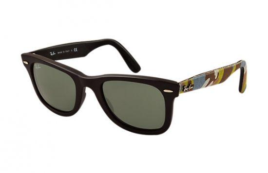 ochelari-rayban-rama-camuflaj-print