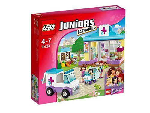 LEGO Juniors - 10728 - La Clinique Vétérinaire De Mia Leg... https://www.amazon.fr/dp/B01AC19CL4/ref=cm_sw_r_pi_dp_x_ZXDiyb2BDPMS2