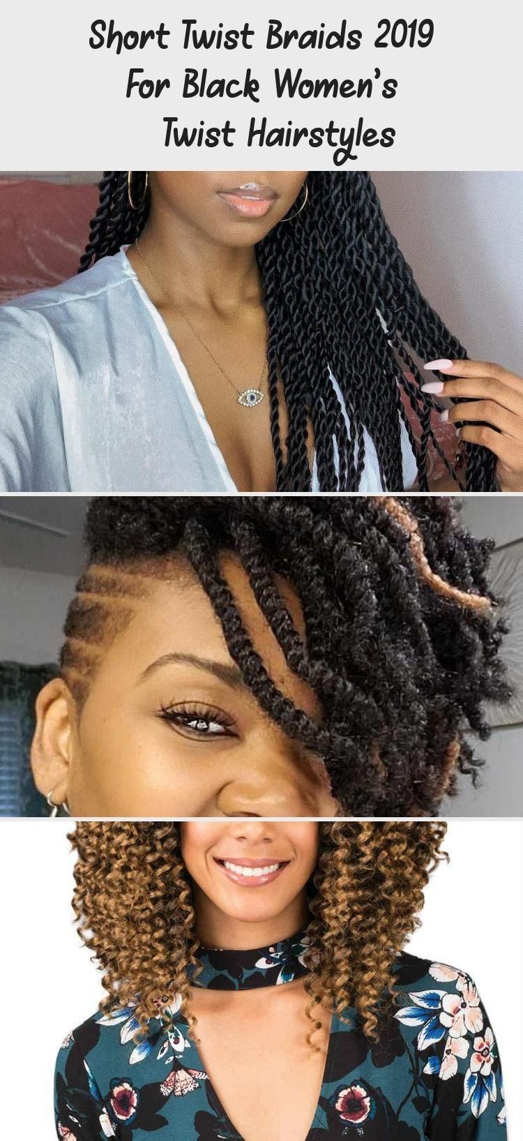 Short Twist Braids 2019 Fur Schwarze Frauen Twist Frisuren Pinokyo Braids Coolbraids Fishtailbraids Frauen In 2020 With Images Twist Braids Twist Hairstyles Hair Styles