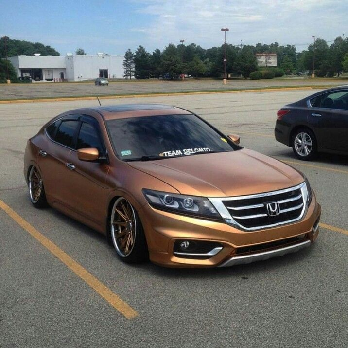 Dope Custom Paint Job Honda Accord Car Colors Jobs