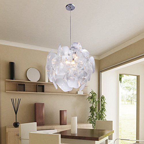 OOFAY LIGHT Simple and elegant 1head chandelier for living ...