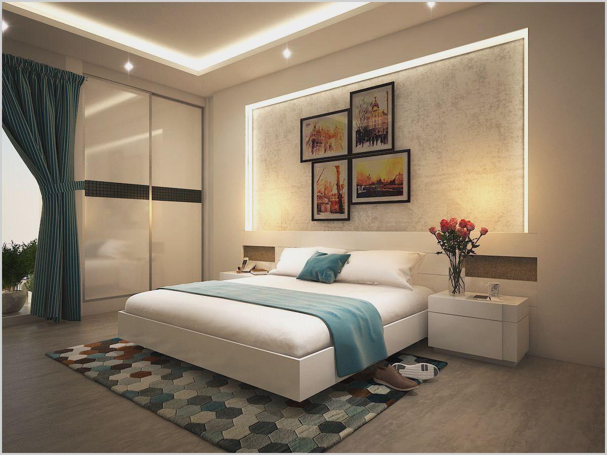Small Master Bedroom Designs India in 2020 | Bedroom ...