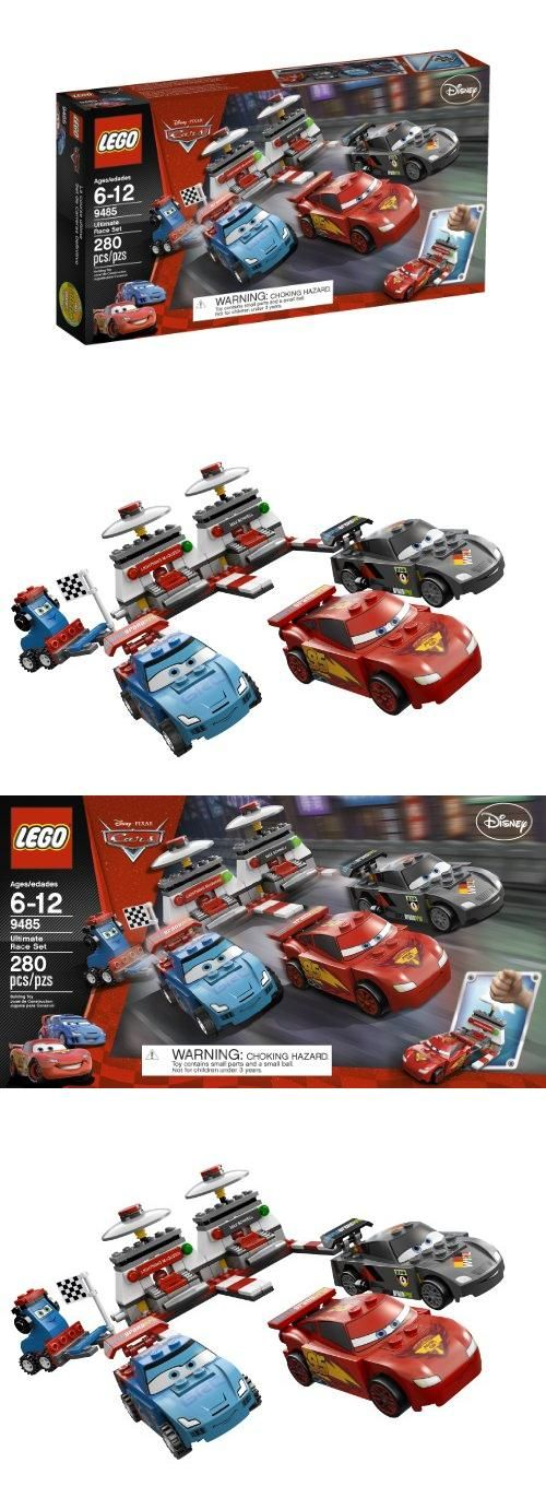 LEGO Cars Ultimate Race Set 9485, LEGO Cars Ultimate Race