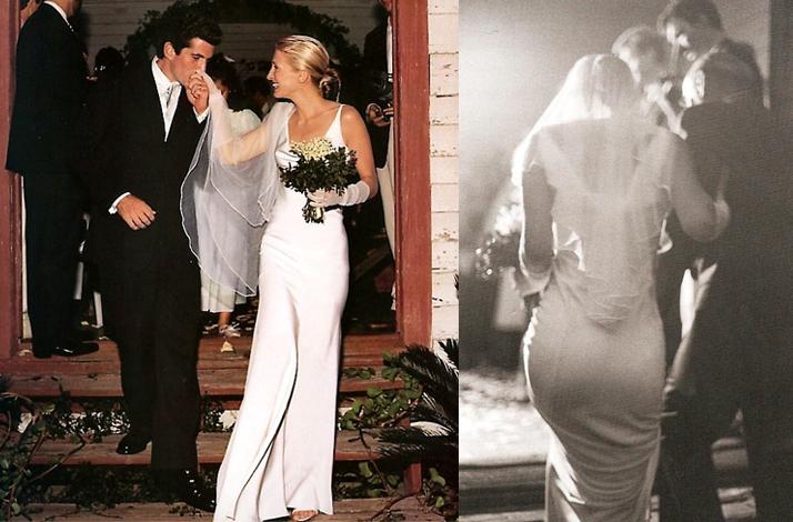 vestido de novia de caroline bessette, simplemente espectacular ...