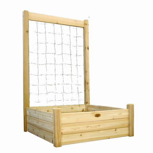 Gronomics Trellis for Raised Garden Bed
