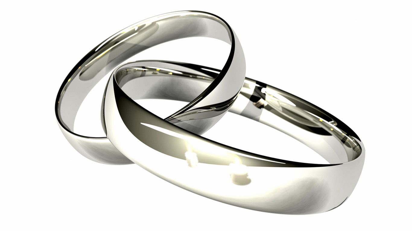 The Ring 3d Hd Wallpaper White Gold Wedding Rings Wedding Ring