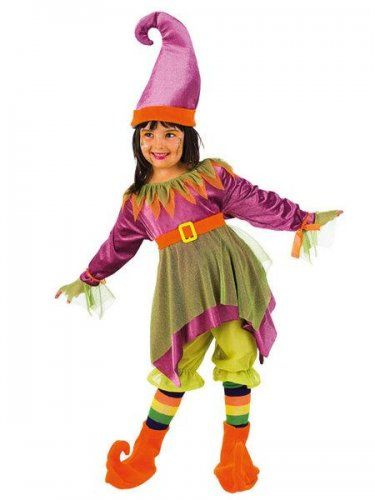 disfraz de elfa kirindae