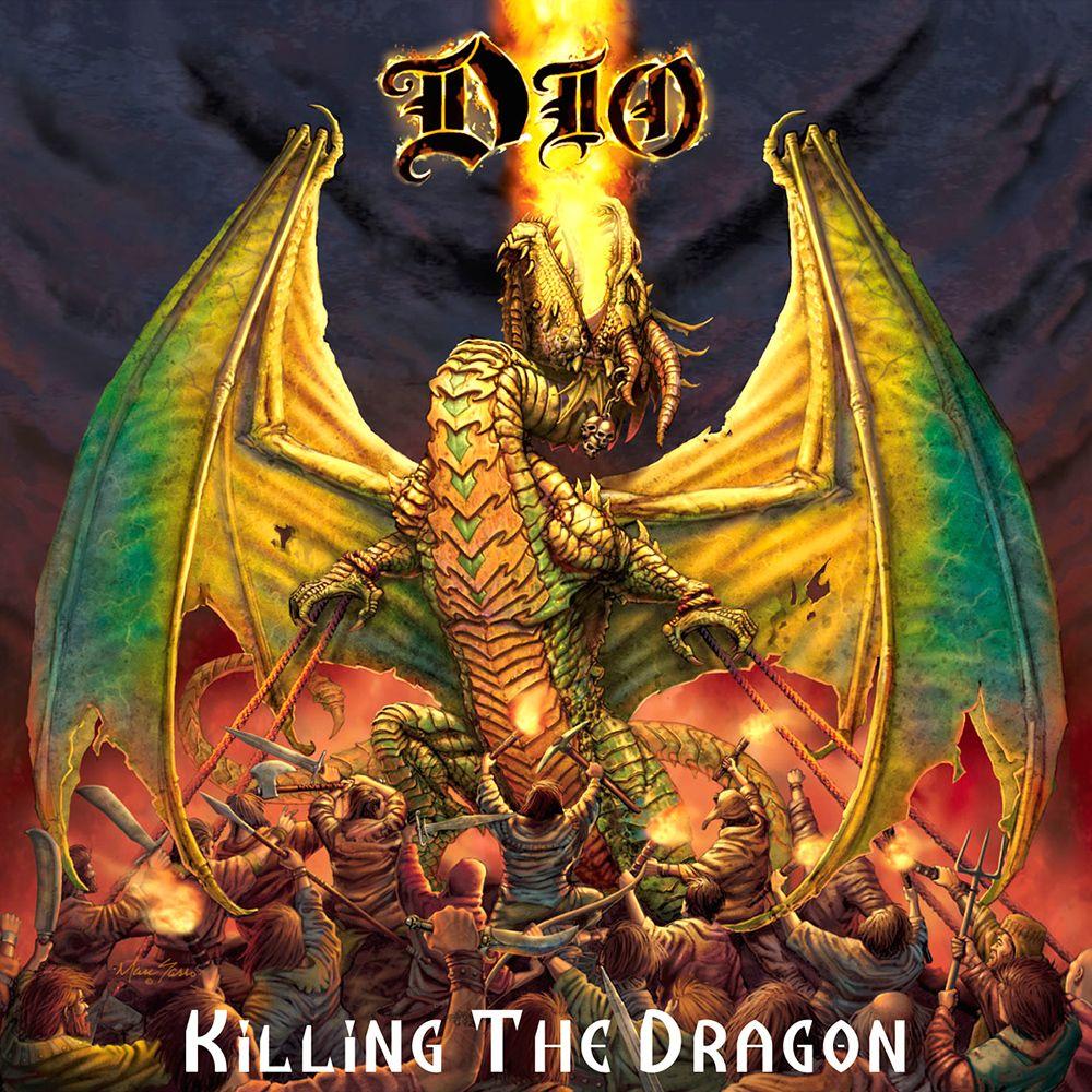 Dio - Killing the Dragon (2002)