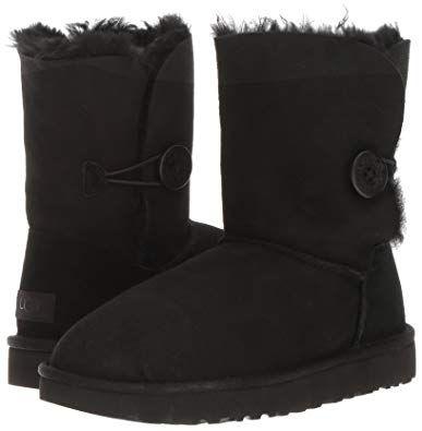 f45655115f8 Amazon.com | UGG Women's Bailey Button II Winter Boot | Snow Boots ...