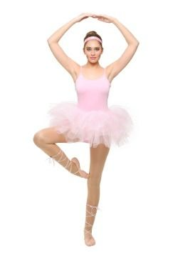 best website 39426 11d4a Adult Classic Ballerina Costume … | Halloween ideas ...
