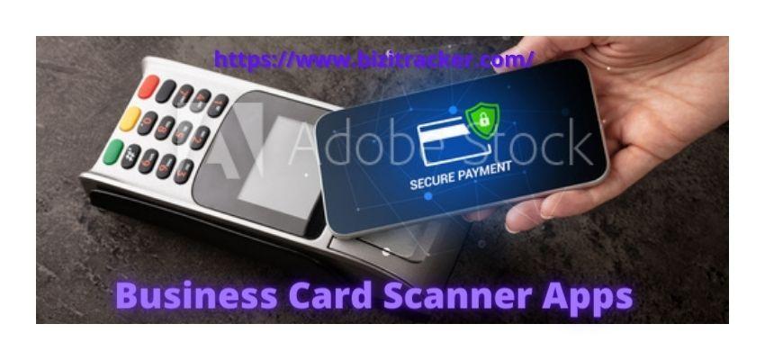 Kinds Of Business Card Scanner App Business Card Scanner Scanner App Digital Business Card