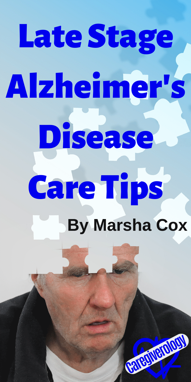 Late Stage Alzheimer's Disease Care Tips Alzheimers