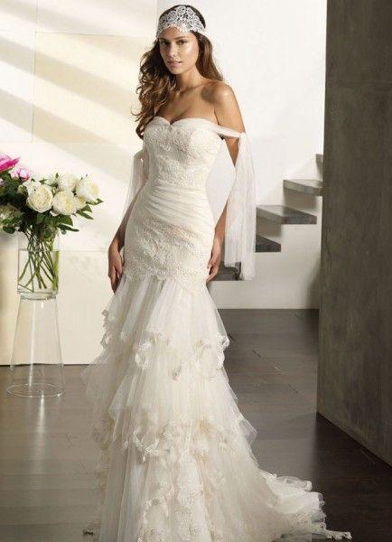Vestidos de novia baratos ibicencos