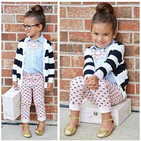 My 3 Year Old Dresses Better Than Me :: this will be my life haha